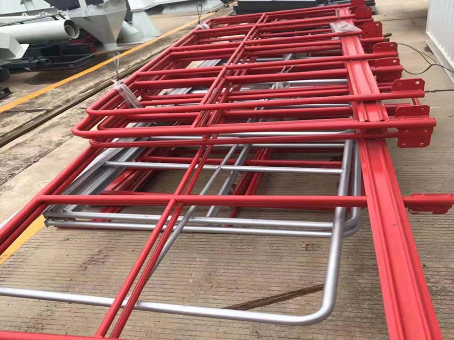 栏杆及检修平台